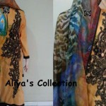 Aliya Naeem Lawns Stitched Dress