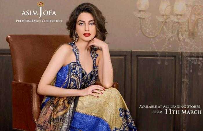 Asim Jofa Premium Lawn Collection 2013 (1)