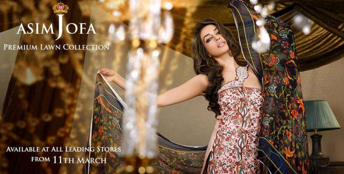 Asim Jofa Premium Lawn Collection 2013 (2)