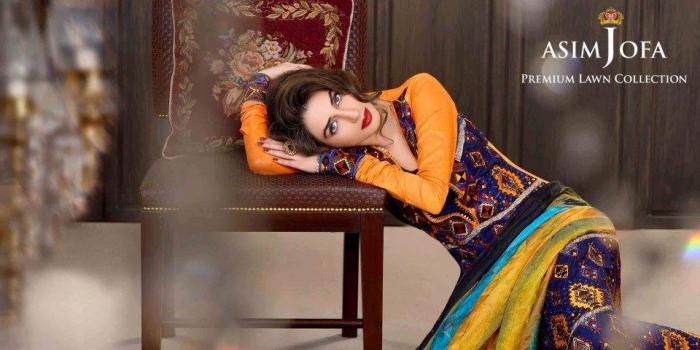 Asim Jofa Premium Lawn Collection 2013 (3)