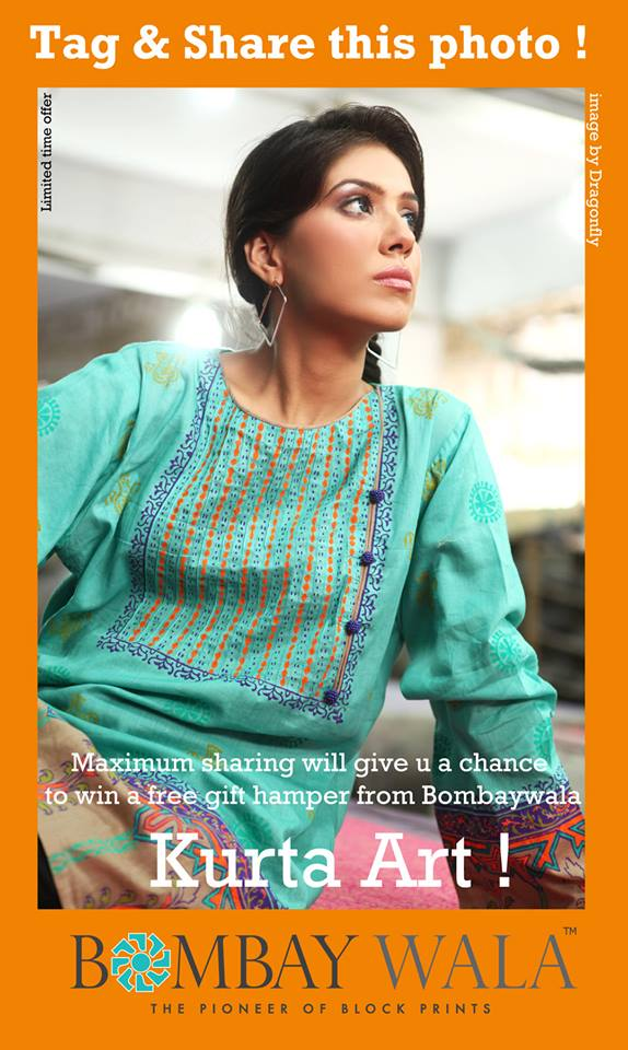 Bombaywala Eid Kurta Collection