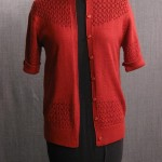 Cardigan Womens womens red sweaters