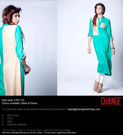 Change Summer Collection 2013 (1)