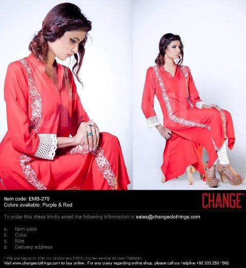Change Summer Collection 2013