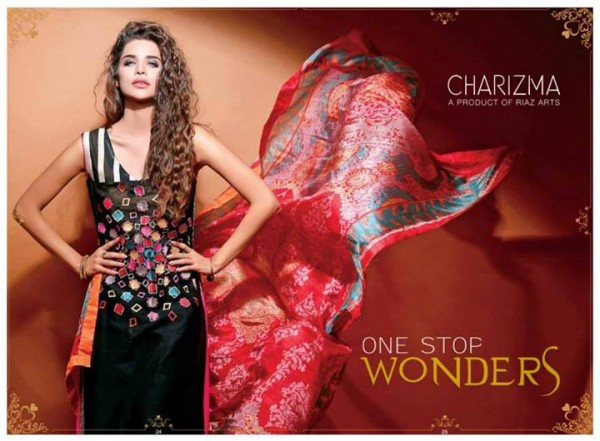 Charizma Lawn Eid Collection 5