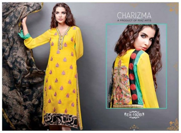 Charizma Lawn Eid Collection 6