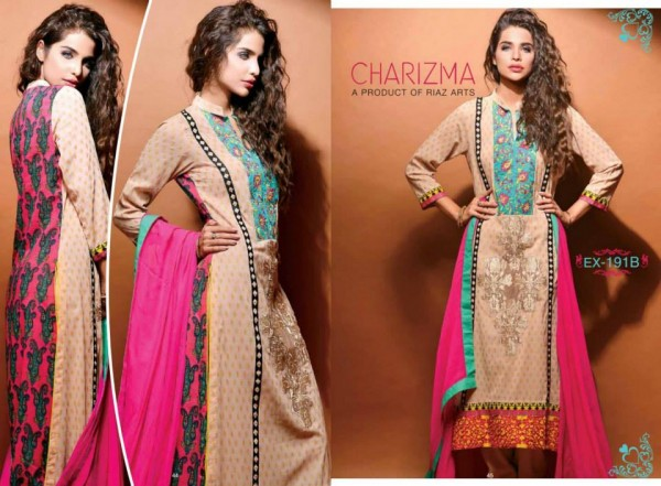 Charizma Lawn Eid Collection 9