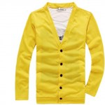 Copy of dark yellow color sweaters