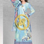 Dawood Liali Embroidered Lawn Volume-2 Collection 2013 (3)