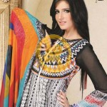 Dawood Liali Embroidered Lawn Volume-2 Collection 2013 (5)