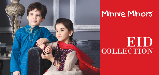Eid Collection 2013 For Kids By Minnie Minors 2