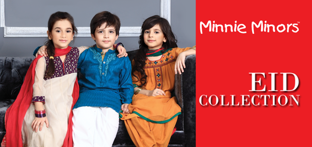 Eid Collection 2013 For Kids By Minnie Minors 3