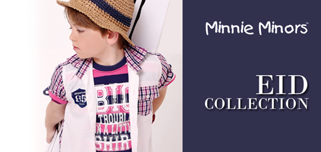 Eid Collection 2013 For Kids By Minnie Minors 4