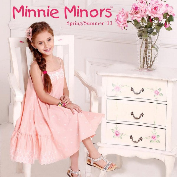 Eid Collection 2013 For Kids By Minnie Minors 6