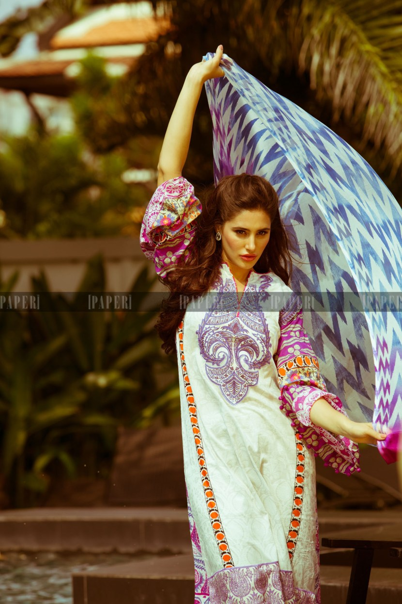 Elan Lawn collection