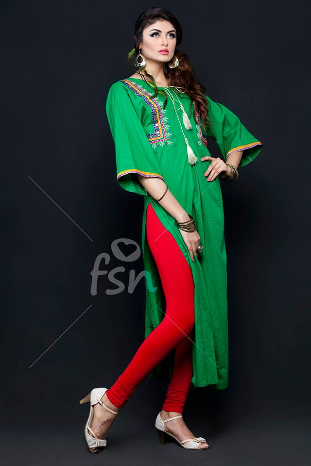 FSN Exclusive Outfits Eid Wear Collection  4