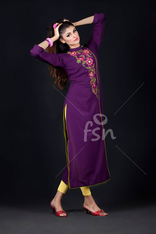 FSN Exclusive Outfits Eid Wear Collection  5