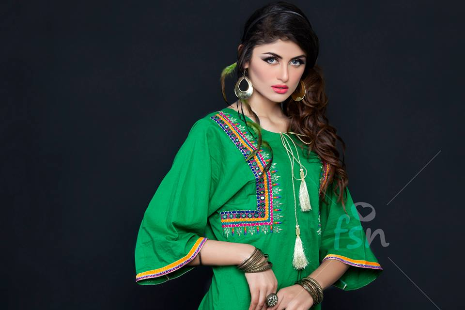 FSN Exclusive Outfits Eid Wear Collection  7