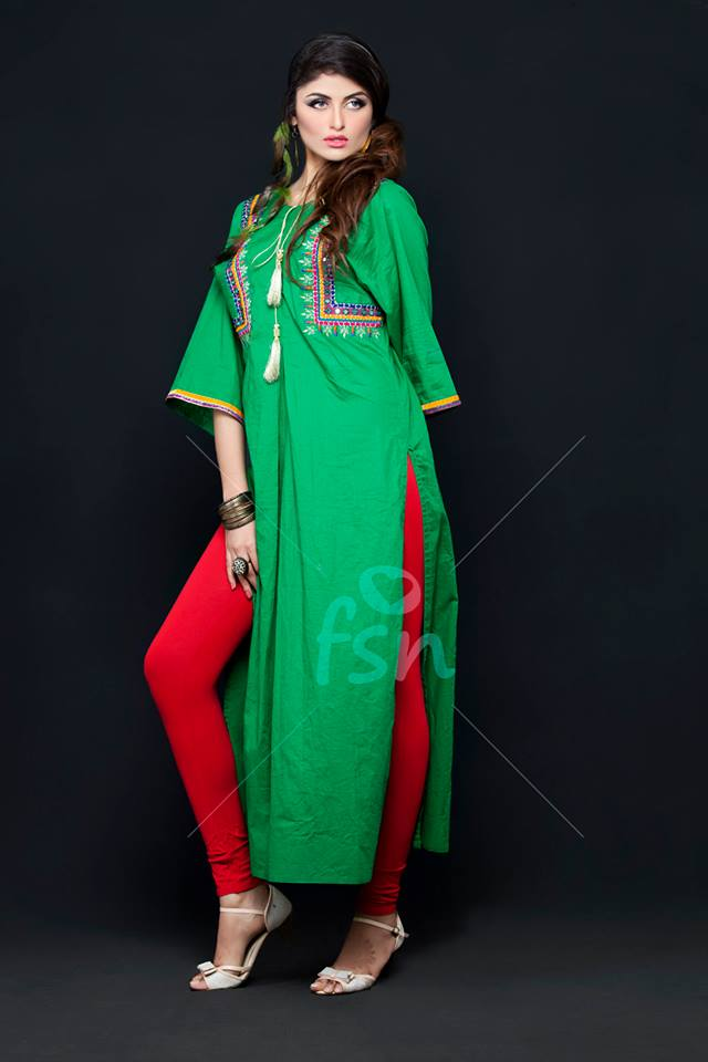 FSN Exclusive Outfits Eid Wear Collection