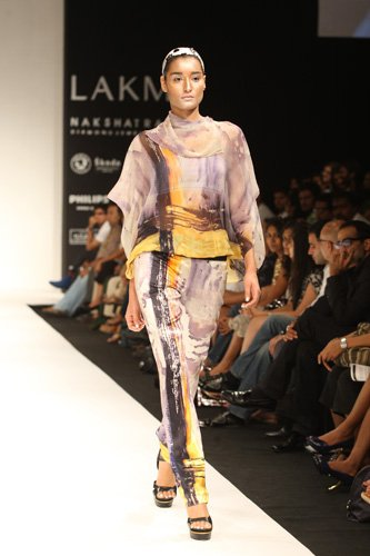 Fashion Week By Designer Anand Kabra Party Wear (5)