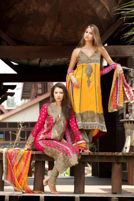Firdous Spring Summer Lawn Collection (4)