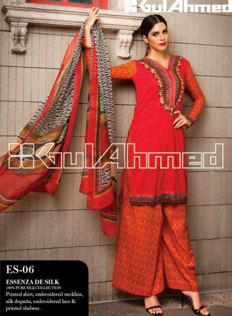 Gul Ahmed Summer Lawn Collection (10)