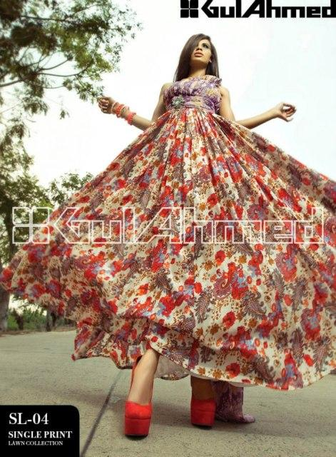 Gul Ahmed Summer Lawn Collection (12)