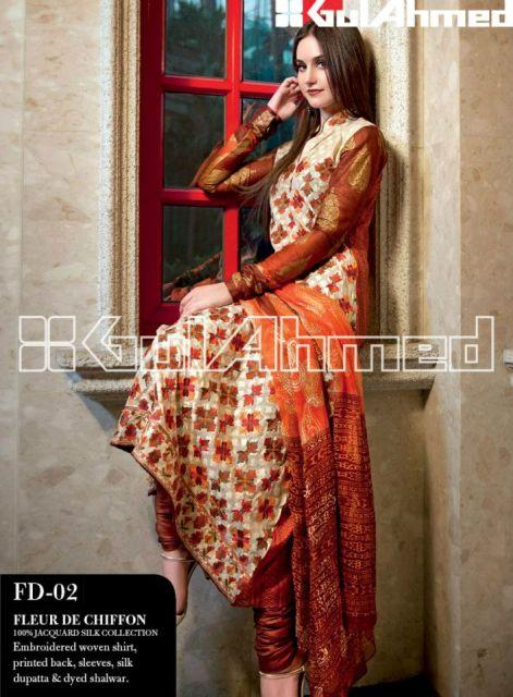 Gul Ahmed Summer Lawn Collection (16)