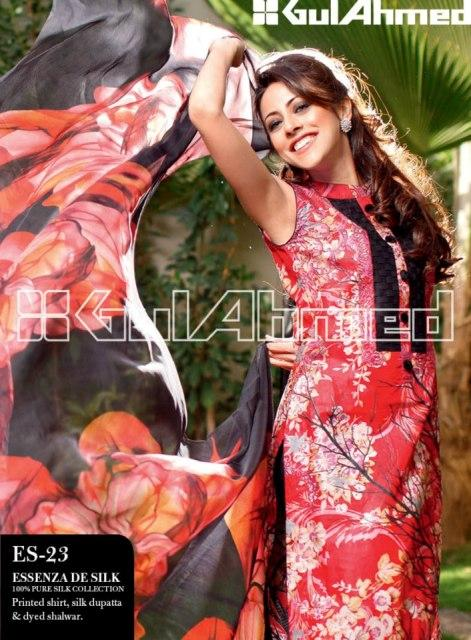 Gul Ahmed Summer Lawn Collection (7)