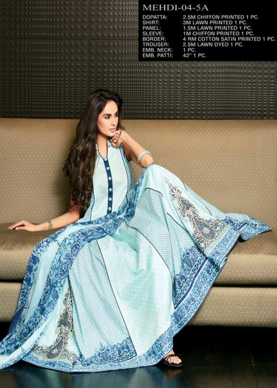 Jubilee Cloth Mills Eid Collection 5