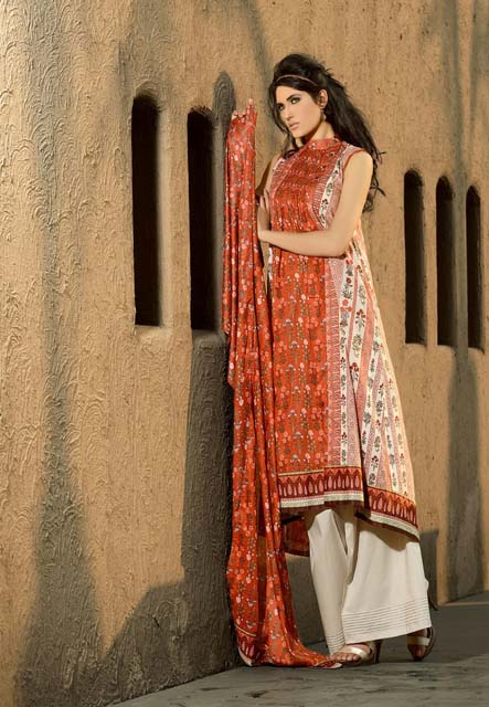 Khaadi Lawn Chintz Collection 2013 (11)