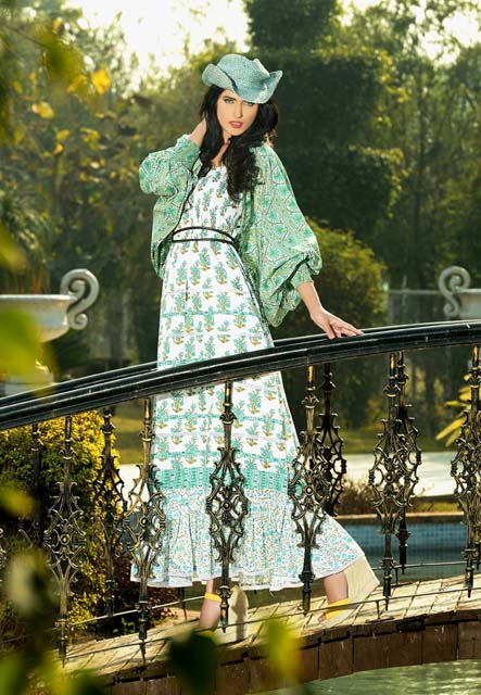 Khaadi Lawn Chintz Collection 2013 (4)