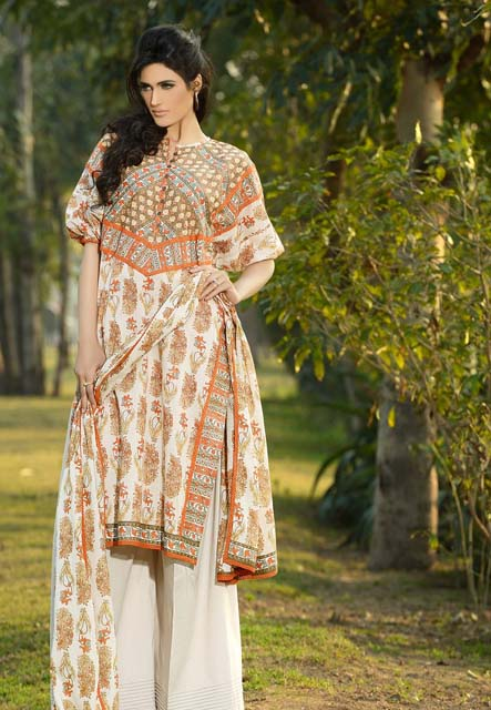 Khaadi Lawn Chintz Collection 2013 (9)
