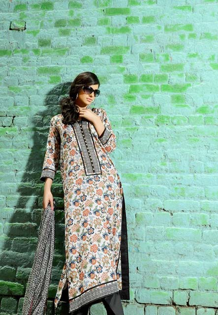 Khaadi Lawn Eid Collection Volume 2 (1)