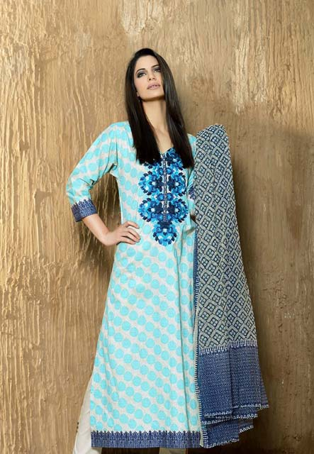 Khaadi Lawn Eid Collection Volume 2 (2)