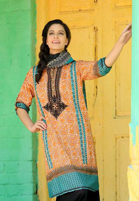 Khaadi Lawn Eid Collection