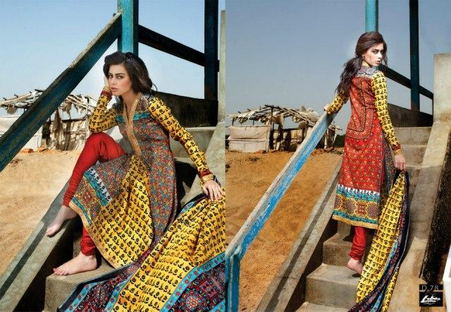 Libas Lawn Collection 2013 By Shariq Textiles