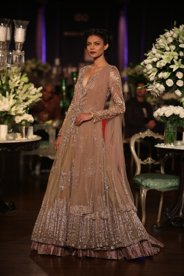 Manish Malhotra collection at the PCJ Delhi Couture week 2013 6