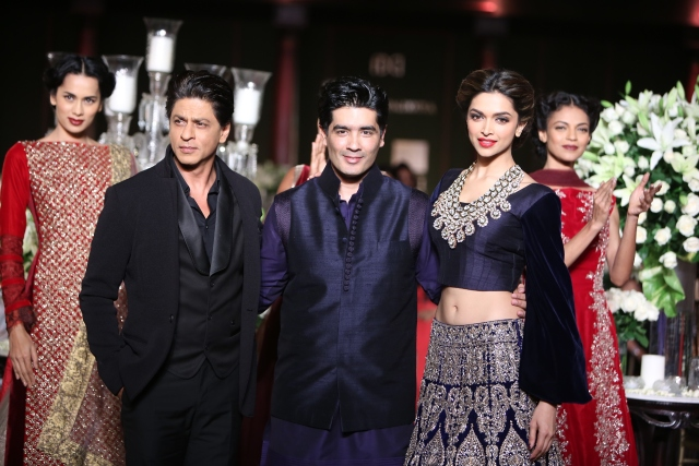 Manish Malhotra collection at the PCJ Delhi Couture week 2013