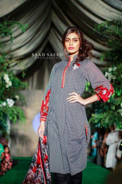 Maria B Lawn Collection 2013 (2)