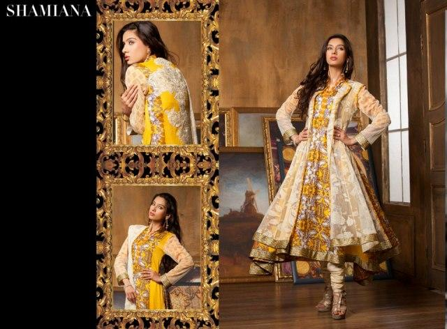 NIce Fahad Hussayn Couture Lawn