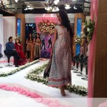 Nadia Hussain Premium Lawn in morning show (6)