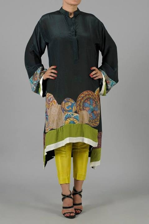 Nida Azwer Eid Collection 1