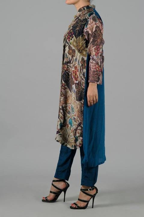 Nida Azwer Eid Collection 3
