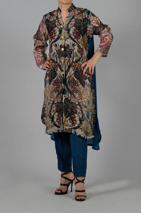 Nida Azwer Eid Collection  9