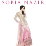 Pink party dresses  By Sobia Nazir