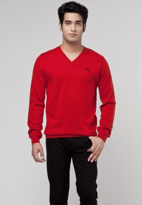 Beautiful Red Sweaters For Men