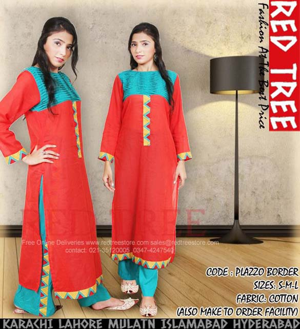 Red Tree  Eid Collection 5
