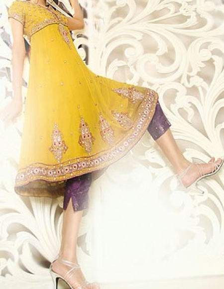 Style Yellow Frocks