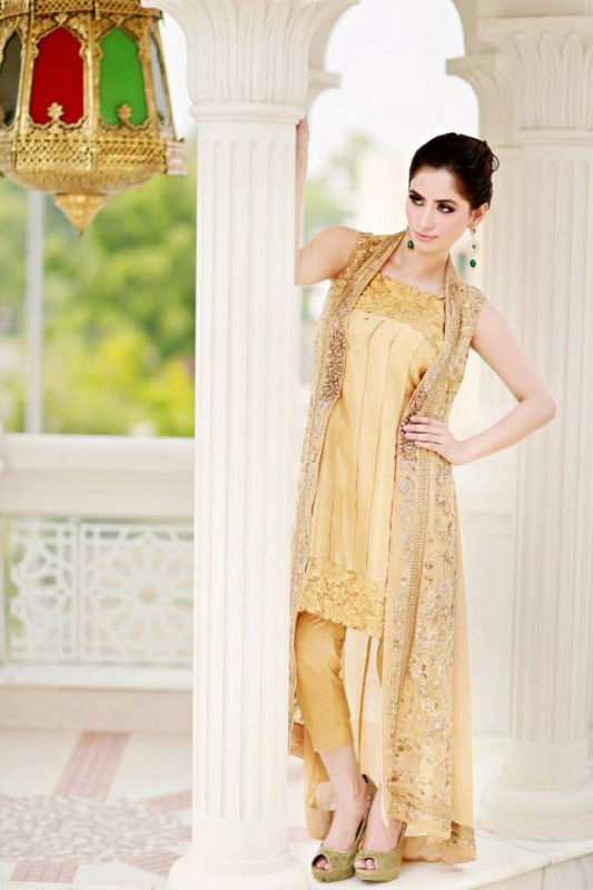 Suffuse by Sana Yasir Formal Wear Eid Collection 1